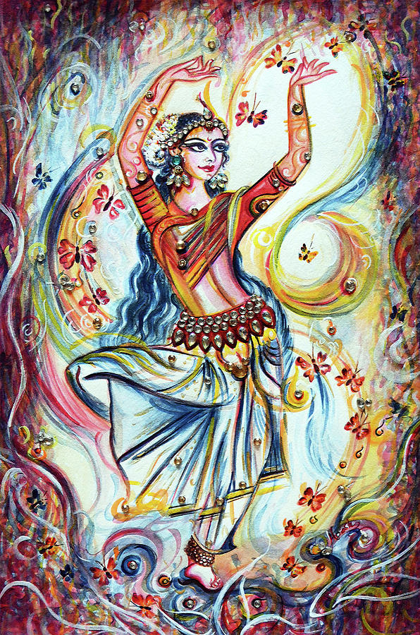 Dancing and butterflies - Harsh Malik by Harsh Malik