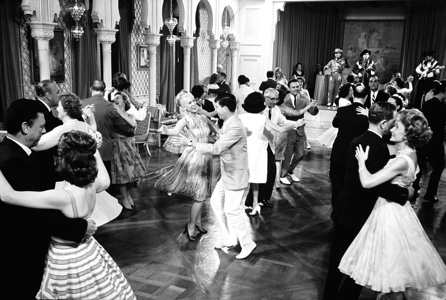 Dancing At Hillwood Estate Photograph by Alfred Eisenstaedt