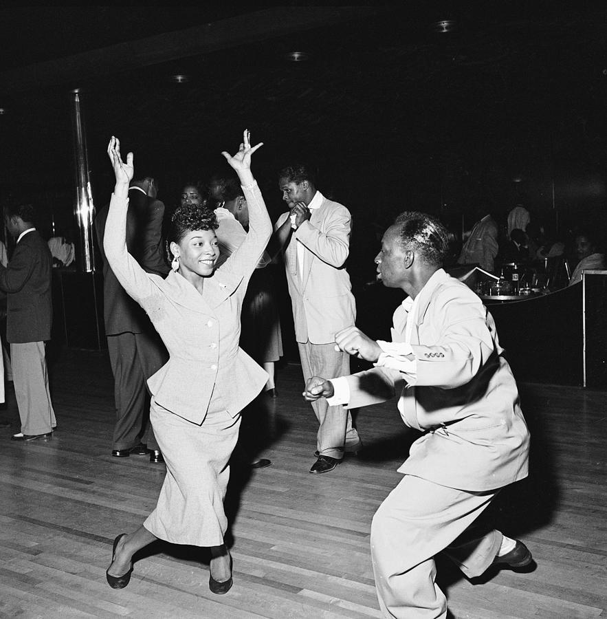 Dancing At The Savoy Ballroom Photograph by Graphic House