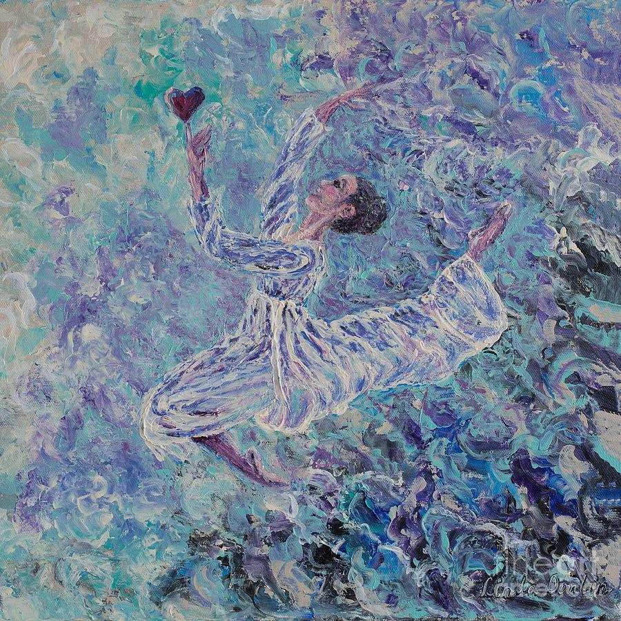 Dancing Her Heart Out by Linda Donlin