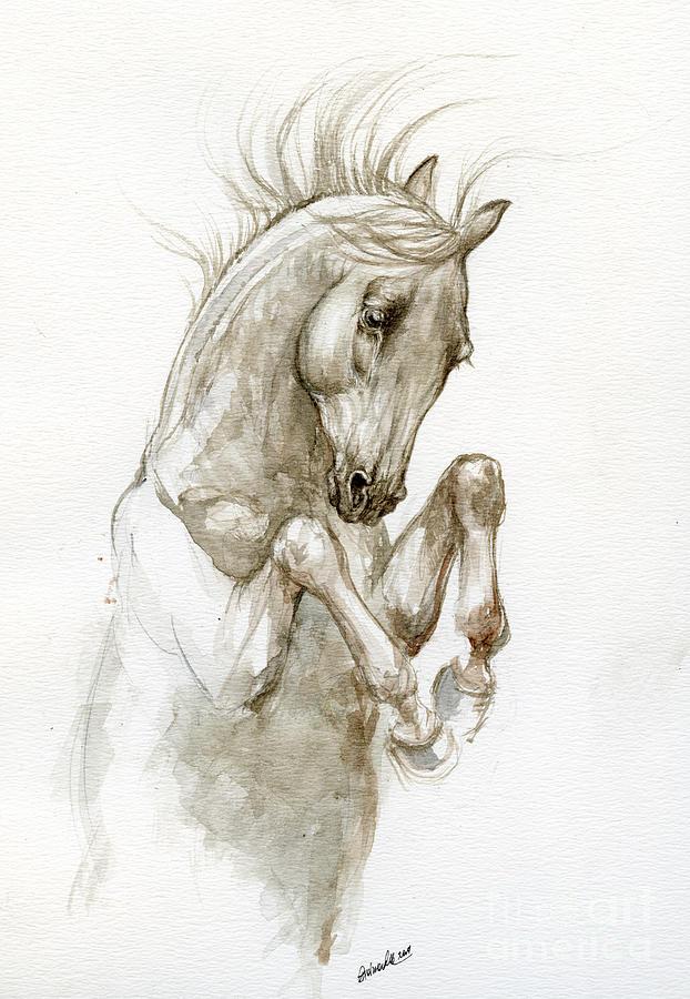 Dancing horse 2019 05 13 by Angel Ciesniarska