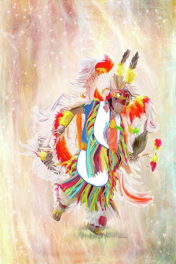 Dancing In Light by Ramona Murdock