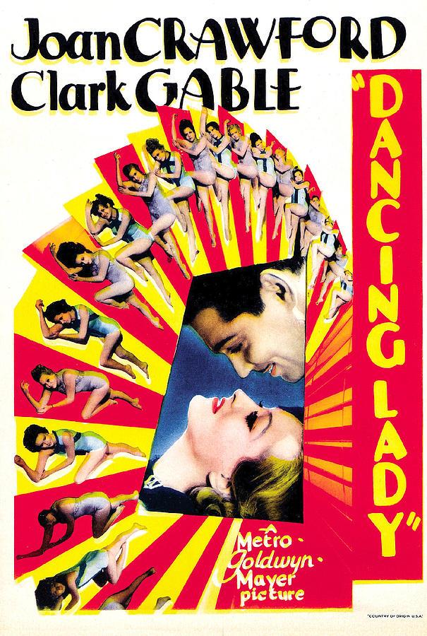 Dancing Lady by Metro-Goldwyn-Mayer