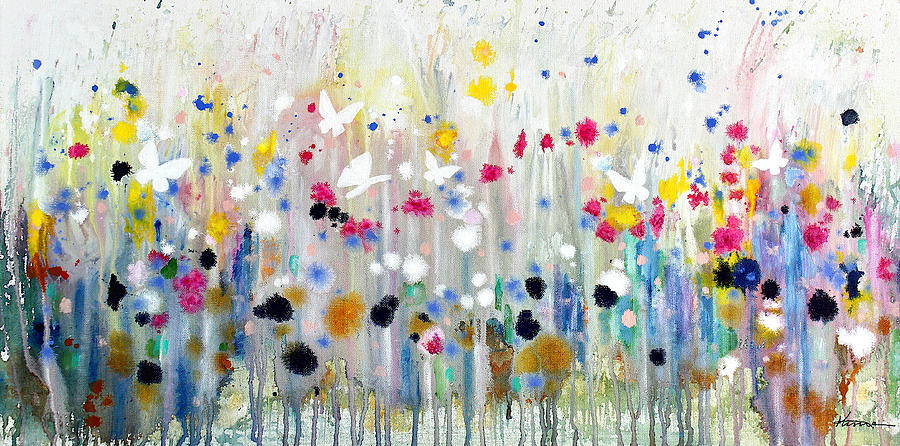 Dancing Meadow by Kume Bryant