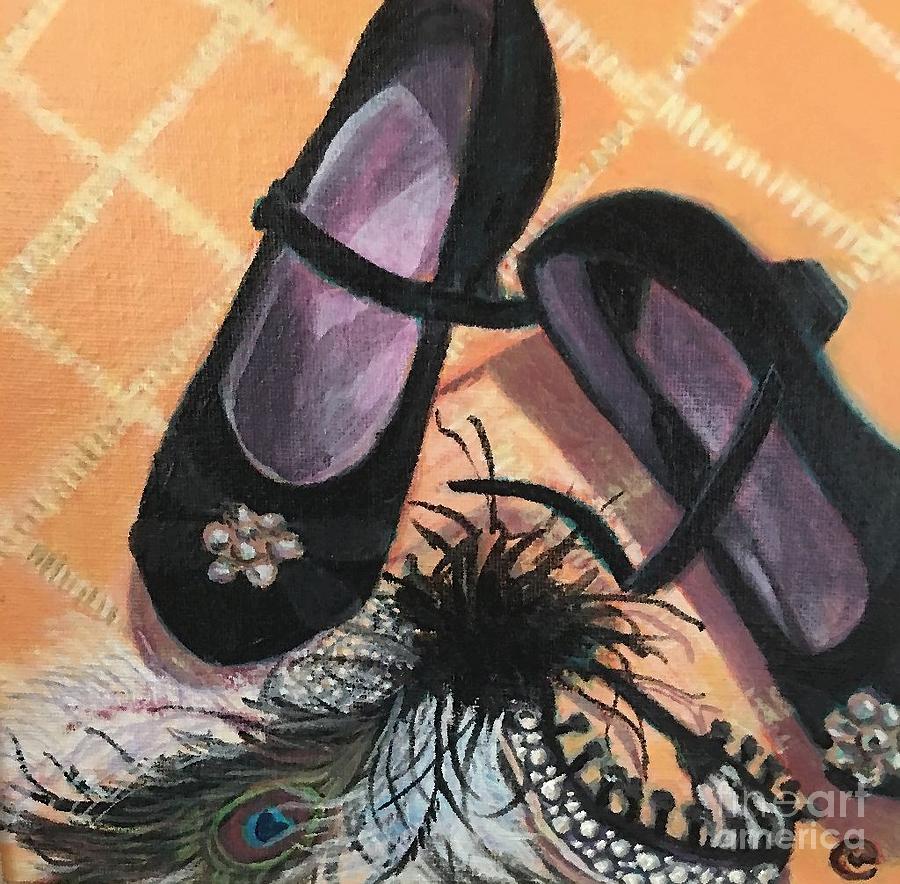 Dancing the Night Away by Linda Markwardt