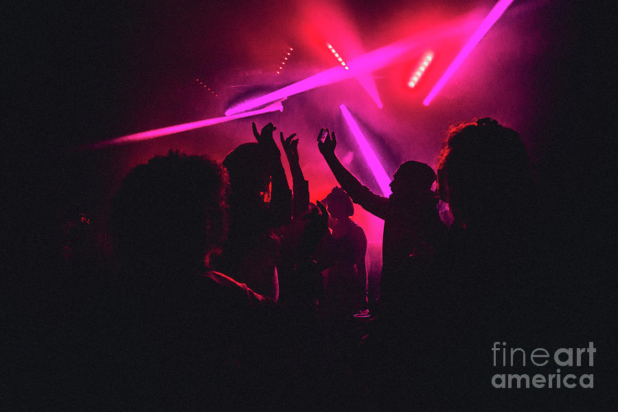 Dancing The Night Away Photograph by Solstock