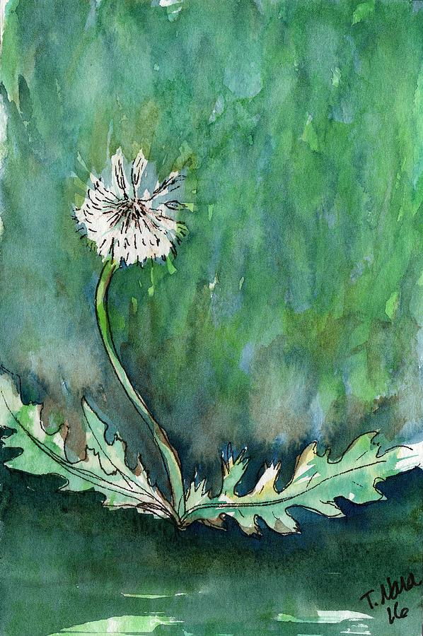 Dandilion after a Long Dry Spell by Tammy Nara