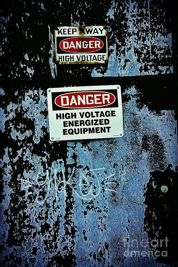 Danger Zone Photograph
