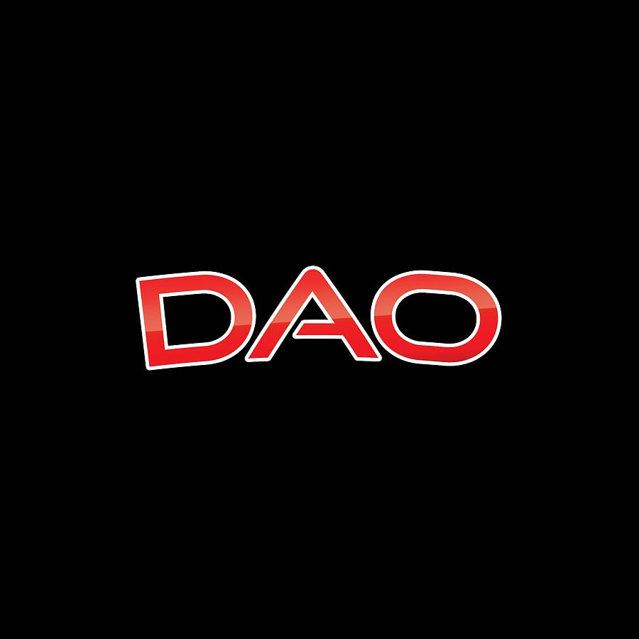 Dao Digital Art - Dao by TintoDesigns