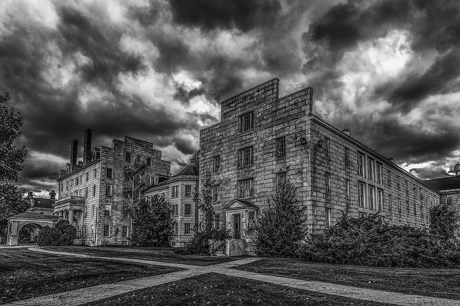 Dark Asylum  by Tony Pushard