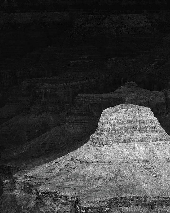 Dark Grand Canyon by Dalibor Hanzal
