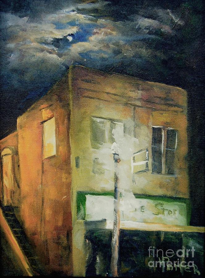 Dark of the Night by Virginia Potter