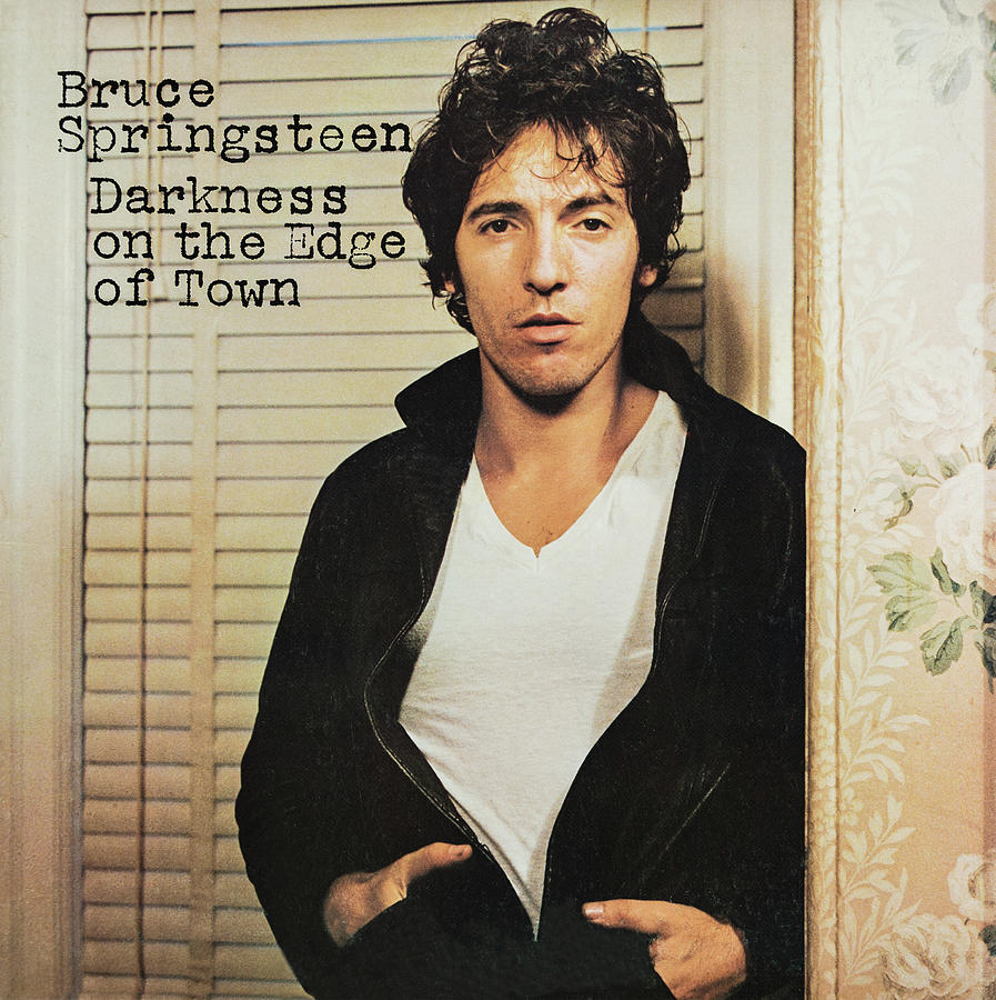 Bruce Springsteen Photograph - Darkness on the Edge of Town by Robert VanDerWal