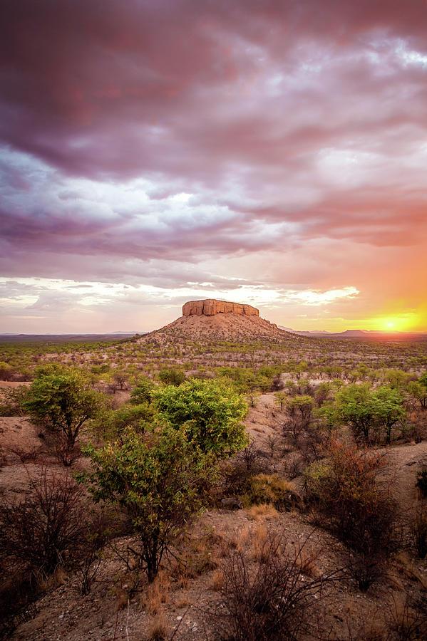 Darmaland Valley, Namibia Photograph by Alexander Hafemann