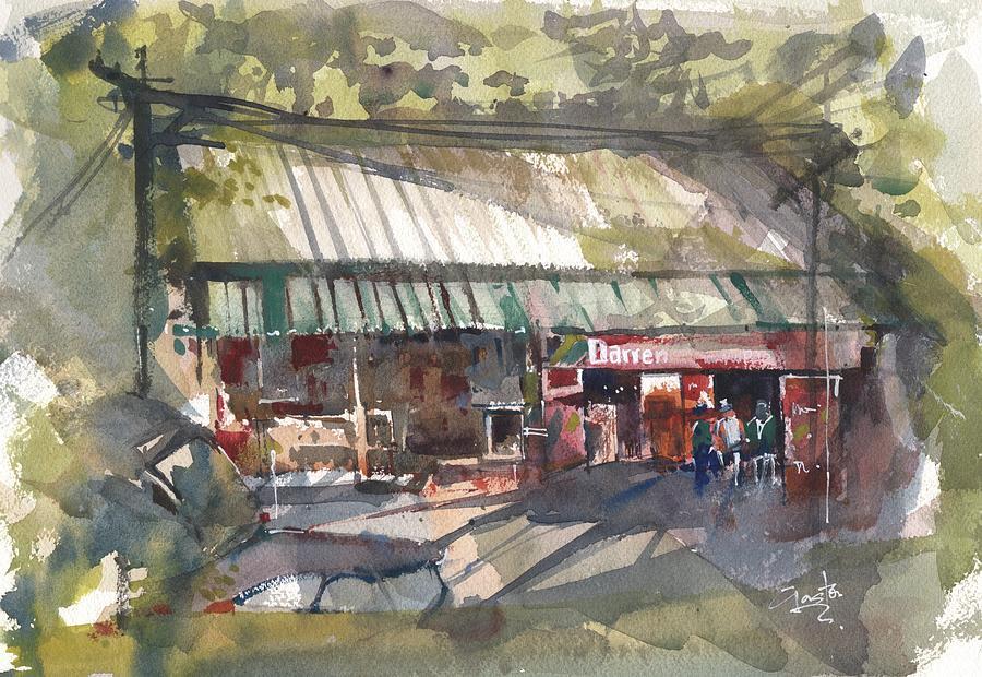 Darren's Bar by Gaston McKenzie
