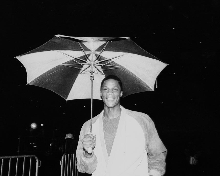 Darryl Strawberry Photograph by New York Daily News