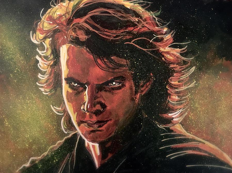 Darth Vader by Joel Tesch