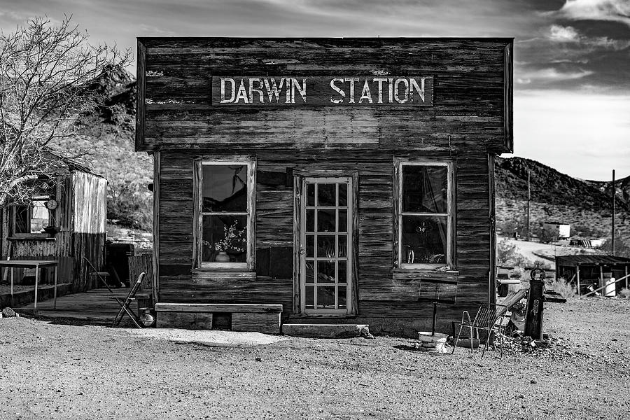 Darwin Station by Don Hoekwater Photography