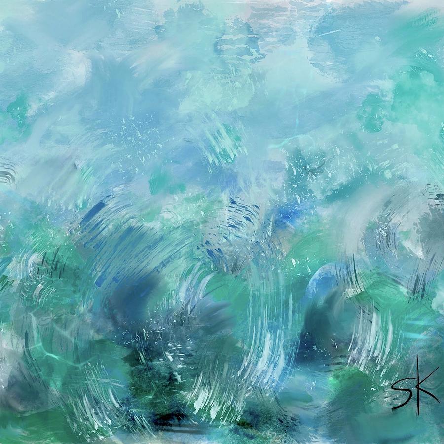 Dash and Splash by Sherry Killam