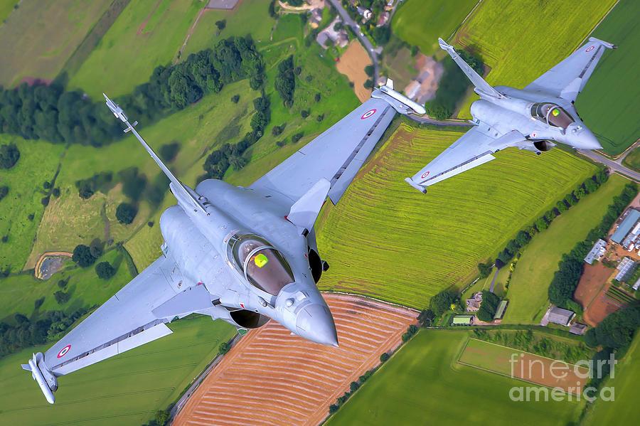 Dassault Rafale B5 by Nir Ben-Yosef