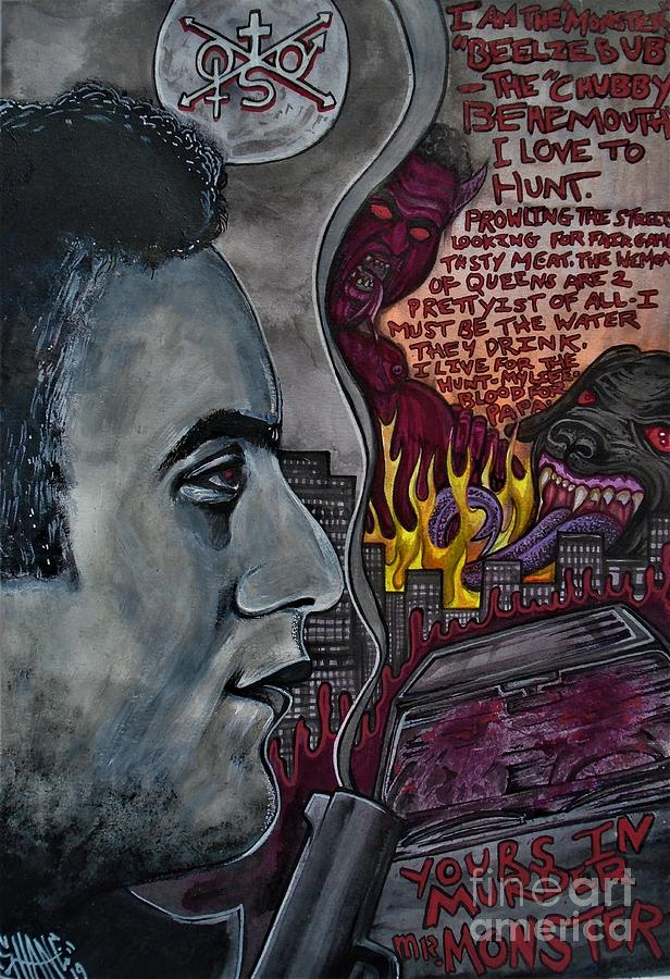 David berkowitz son of sam Mr Monster by SAM HANE