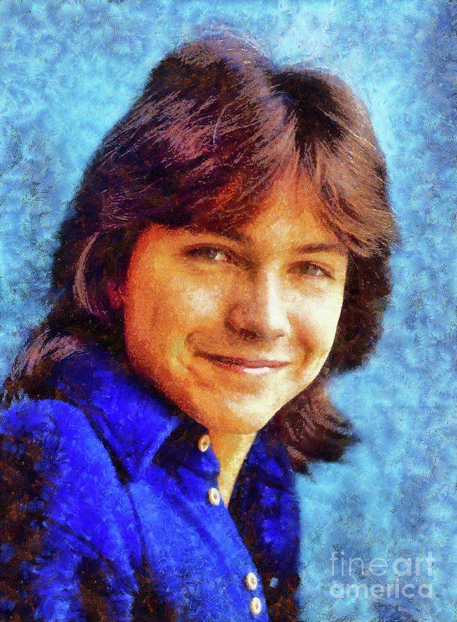 David Cassidy, Hollywood Legend by Sarah Kirk