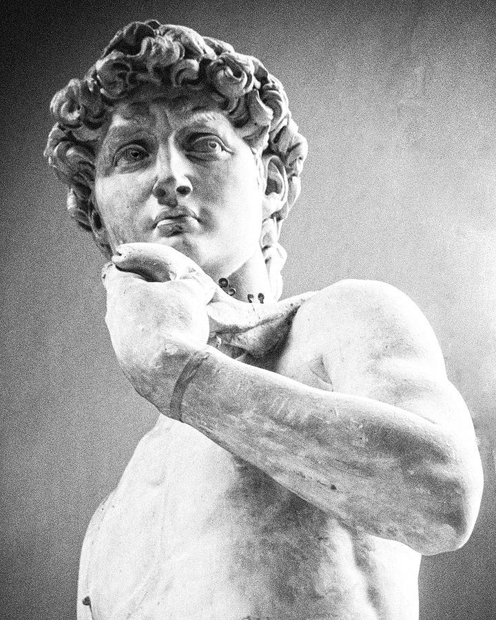 David of Michelangelo by Stefano Buonamici