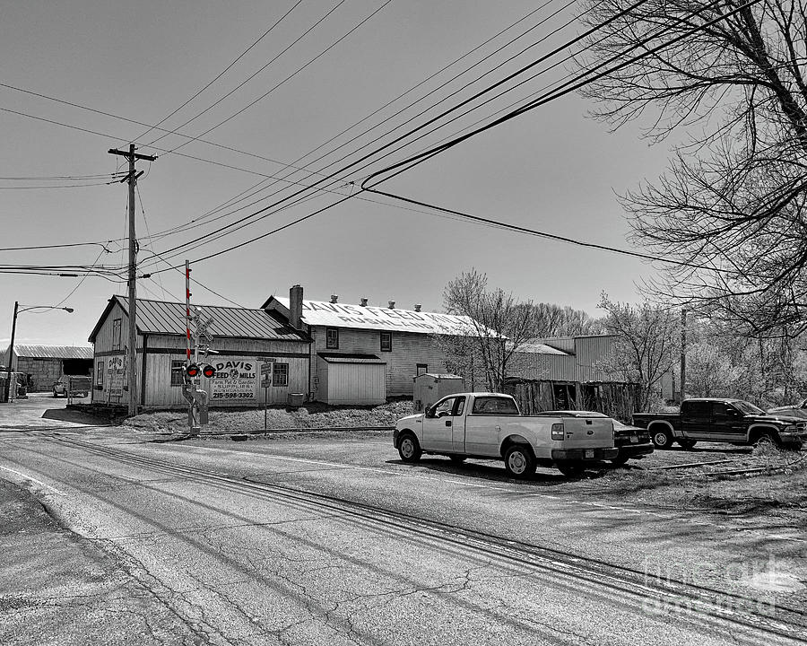 Davis Feed Mill by Tom Gari Gallery-Three-Photography
