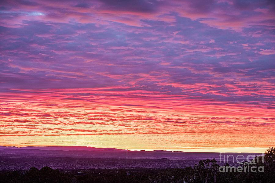 Dawn Colors by Steven Natanson