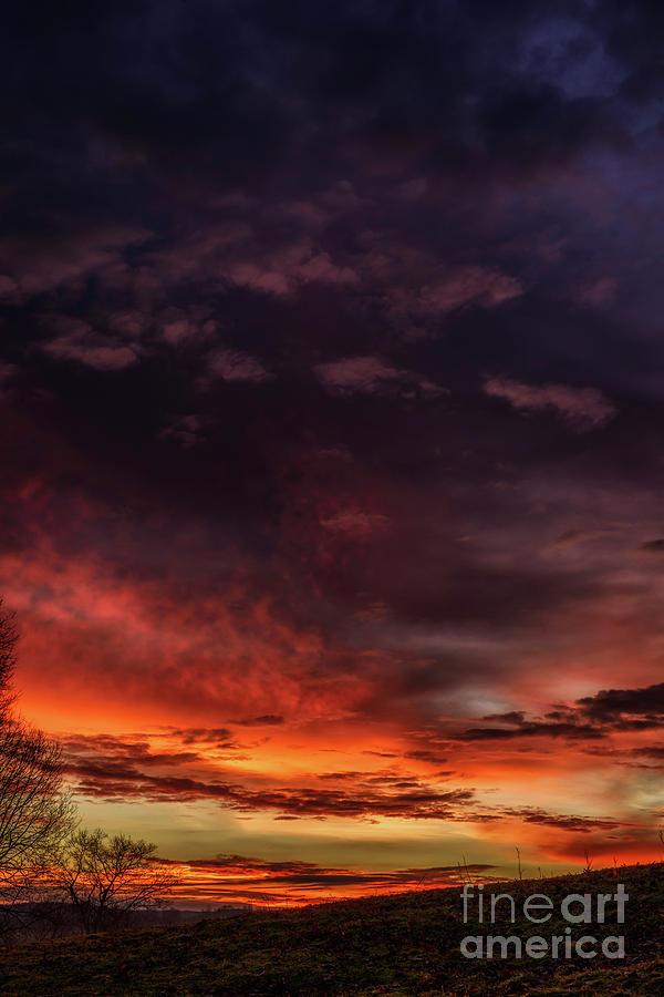 Dawn of a Winter Morn  by Thomas R Fletcher