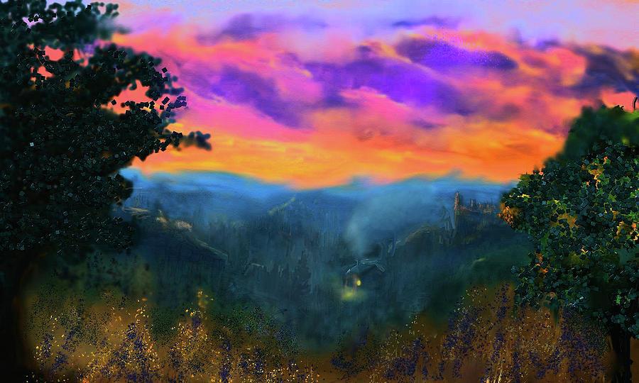 Dawn Vale by Robert Rearick