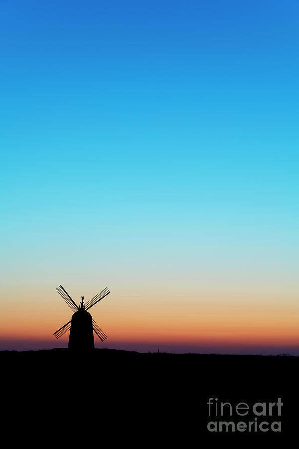 Dawn Windmill by Tim Gainey