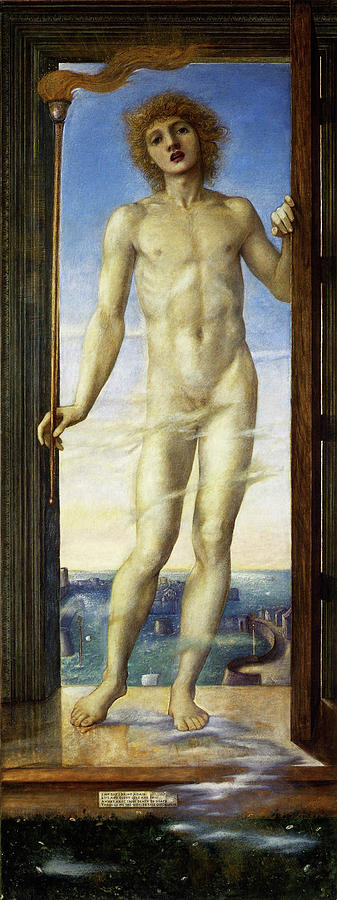 Day Painting - Day - Digital Remastered Edition by Edward Burne-Jones
