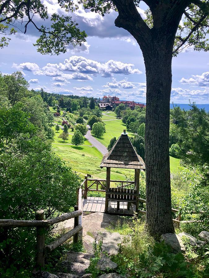Day Hike To Mohonk Mountain House by Cornelia DeDona
