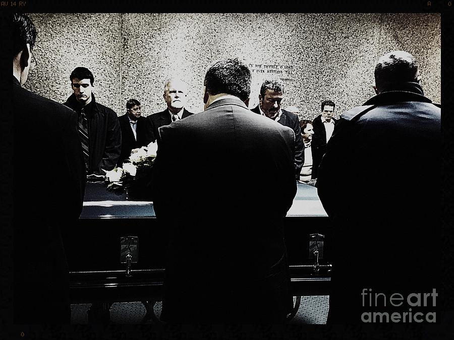 Day of Interment by Frank J Casella