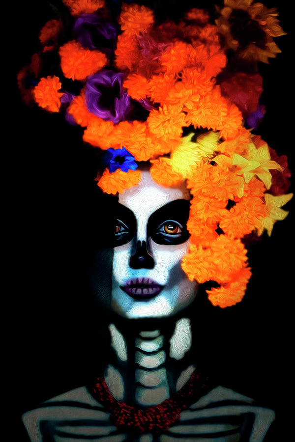 Day of the Dead  by Rosette Doyle