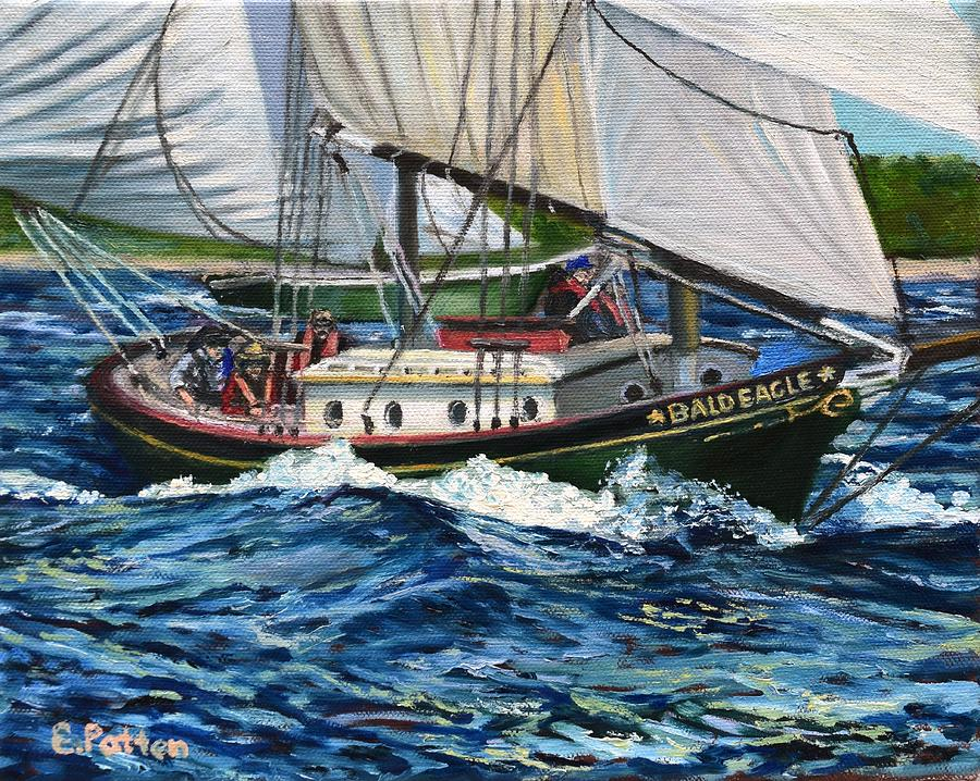 Day Sailing by Eileen Patten Oliver