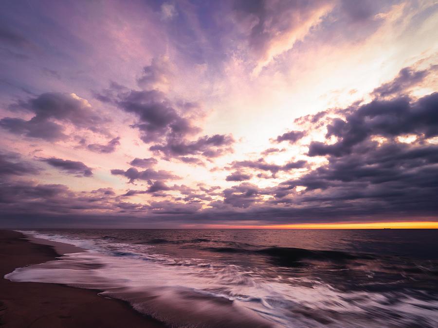 Daybreak at Bethany Beach by David Kay
