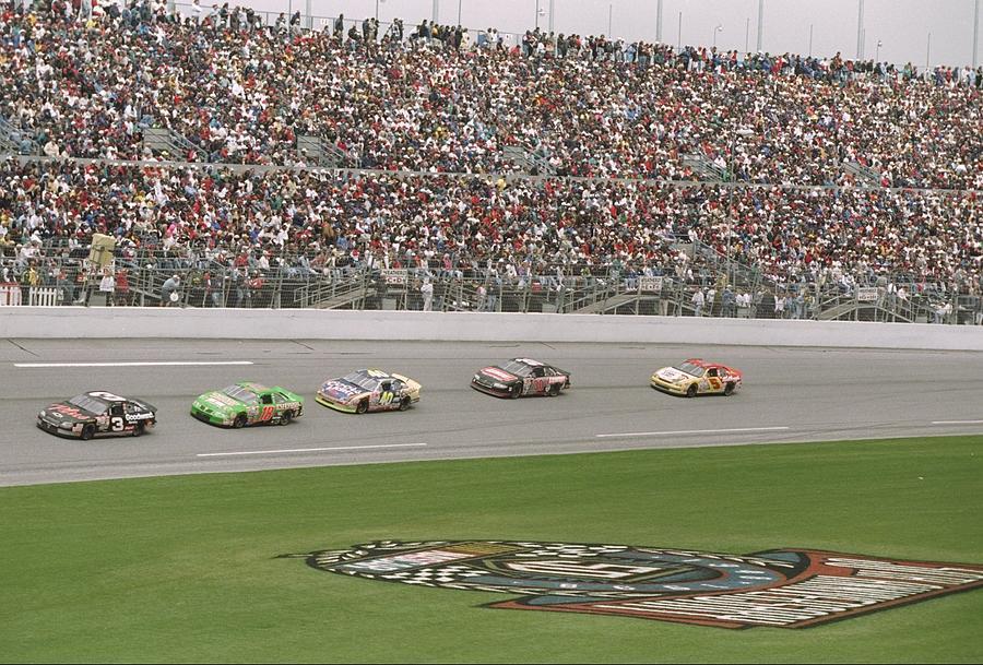 Daytona 500 Photograph by David Taylor