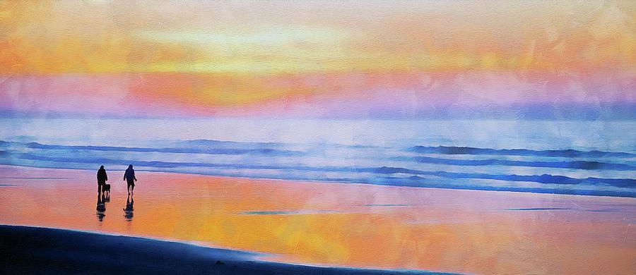 Daytona Beach - 03 by Andrea Mazzocchetti