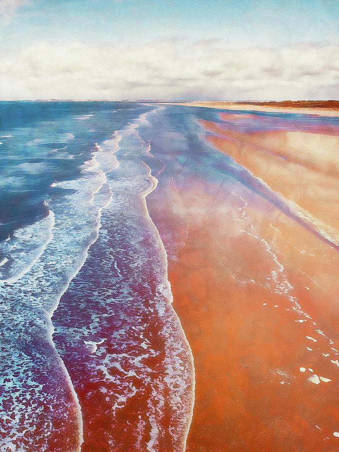 Daytona Beach - 05 by Andrea Mazzocchetti