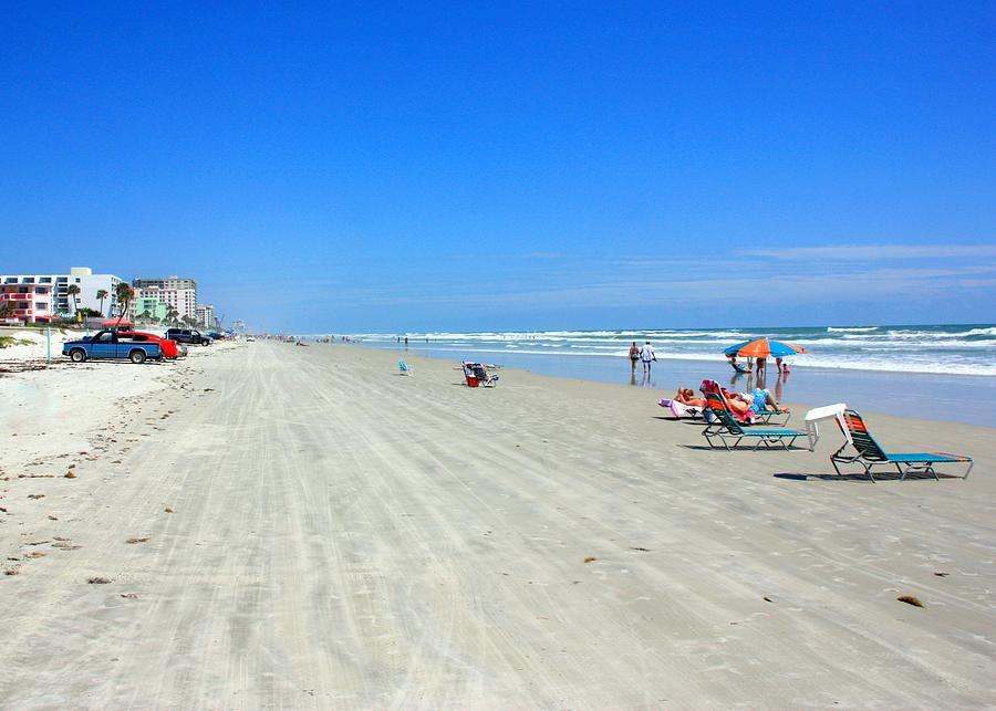 Daytona Beach, Florida Photograph by J.castro