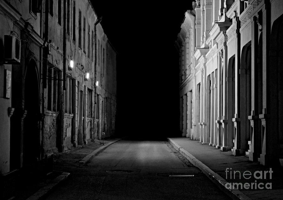 Deadend Alley by Steven Liveoak