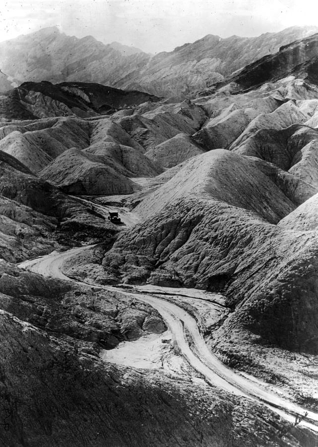 Death Valley Photograph by Keystone