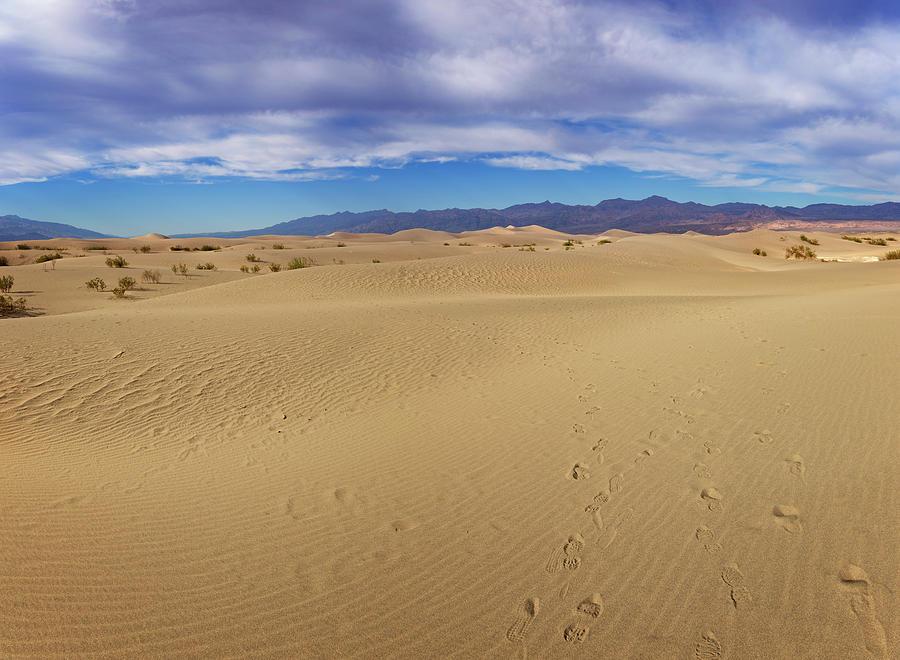 Sand Photograph - Death Valley National Park Xi by Ricky Barnard