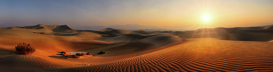 Death Valley Scorcher by Dan Mihai