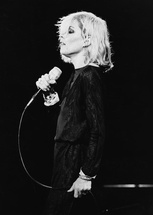 Debbie Harry Photograph by Hulton Archive