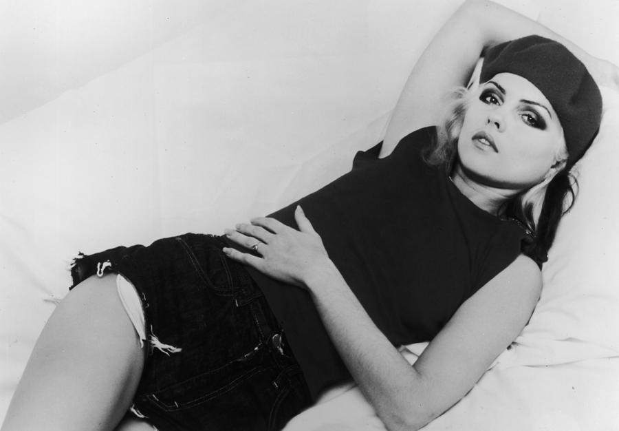 Deborah Harry Photograph by Hulton Archive