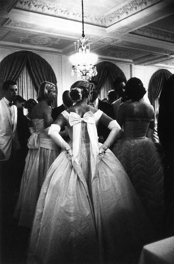 Debutante Ball Photograph by Slim Aarons