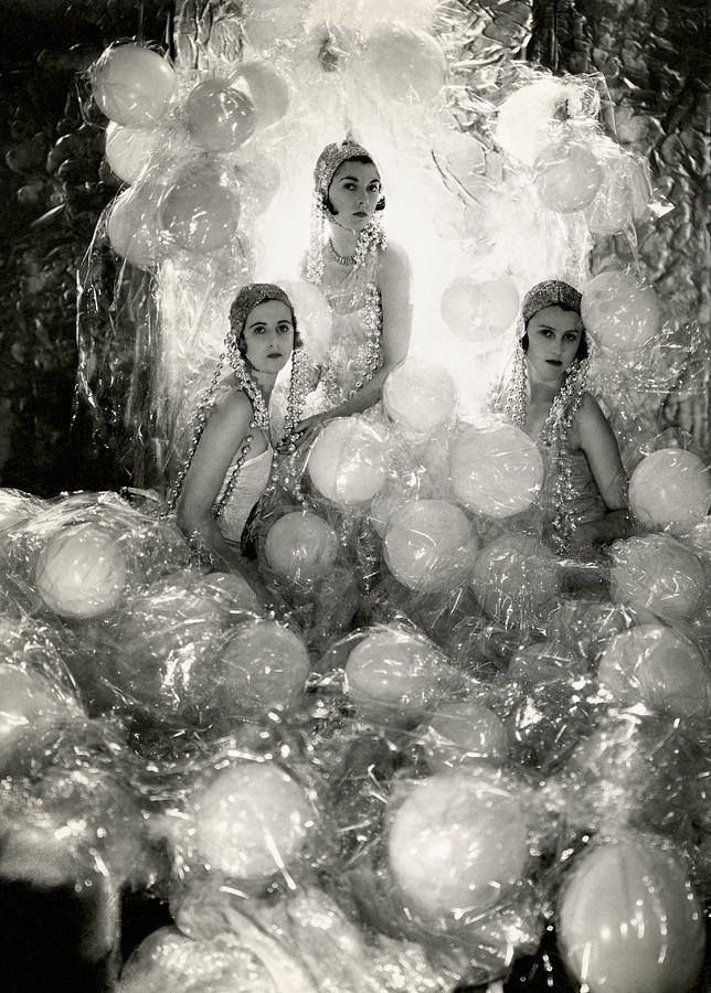 classic style vast selection official shop The Debutantes In Costume by Cecil Beaton